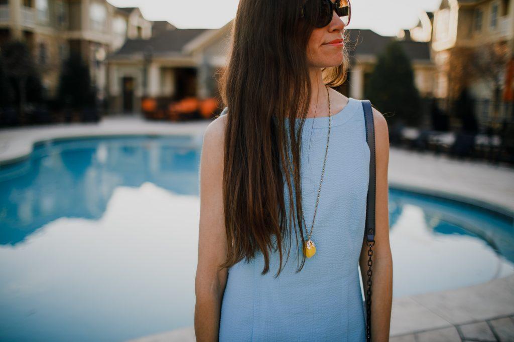 Kate Spade Lemon Pendant