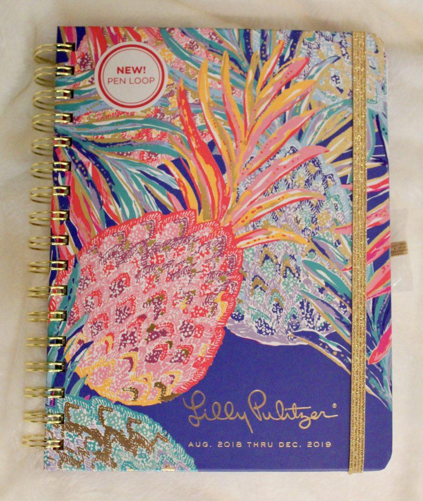 Lilly Pulitzer Agenda Multi Gypset Paradise