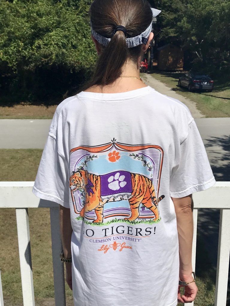 Lily Grace Clemson Shirt