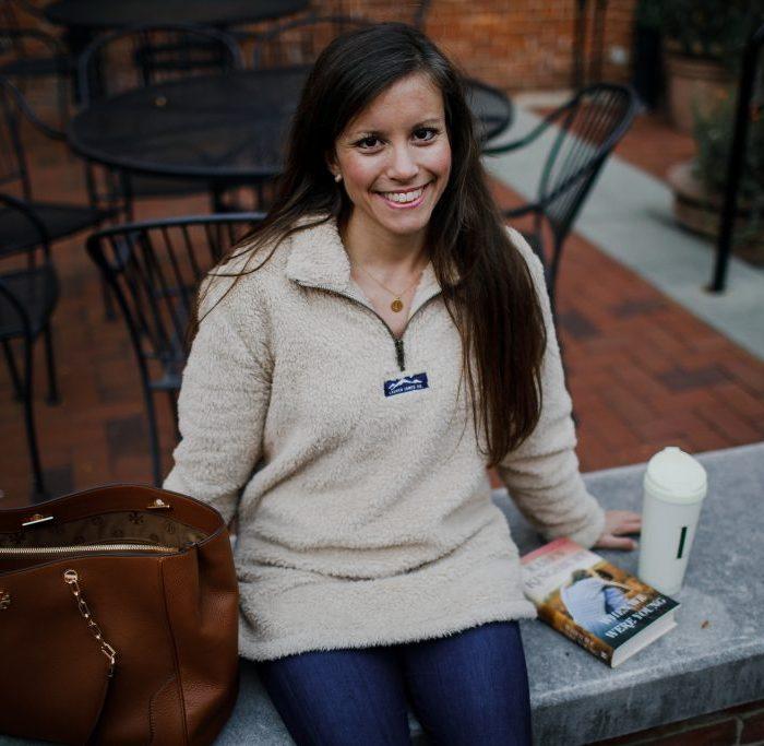 Lauren James Sherpa Pullover