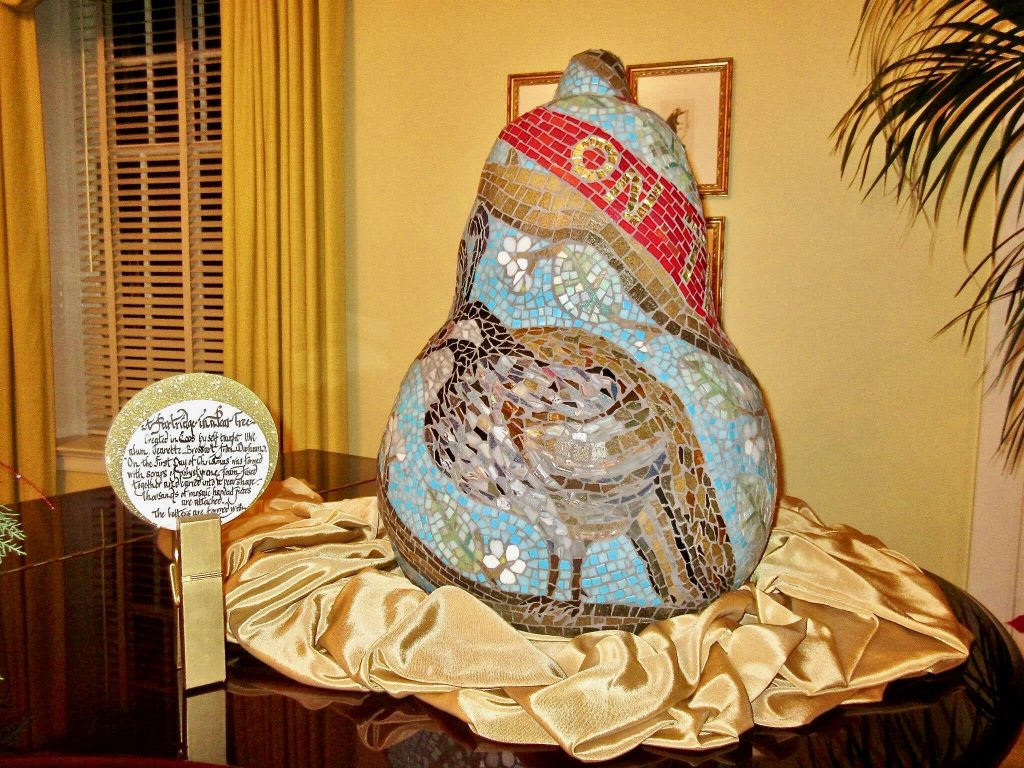 Christmas Decorations Carolina Inn Chapel Hill