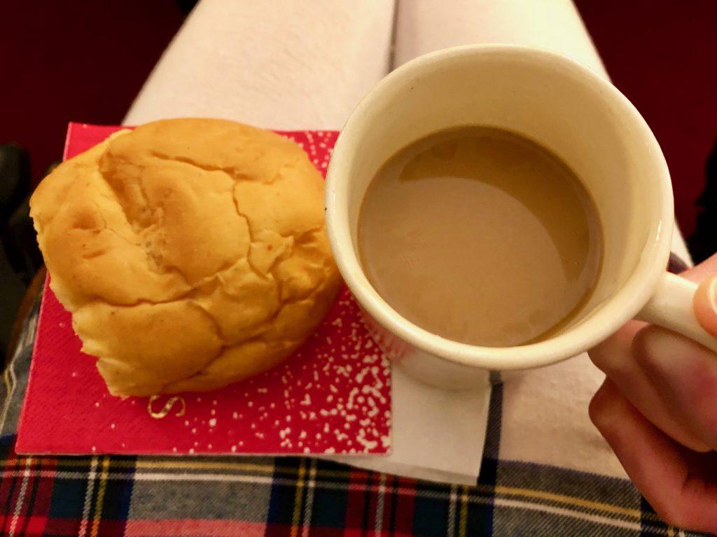 Christmas Eve Moravian Lovefeast