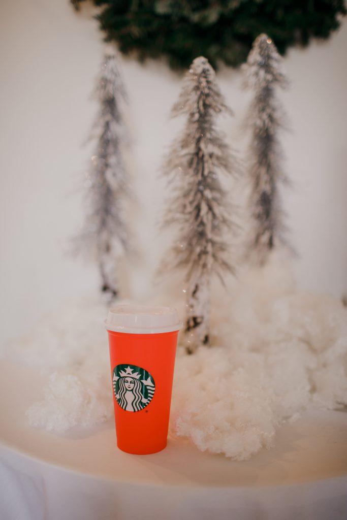 Starbucks Reusable Red Cup