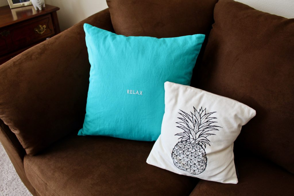 Kate Spade couch pillow