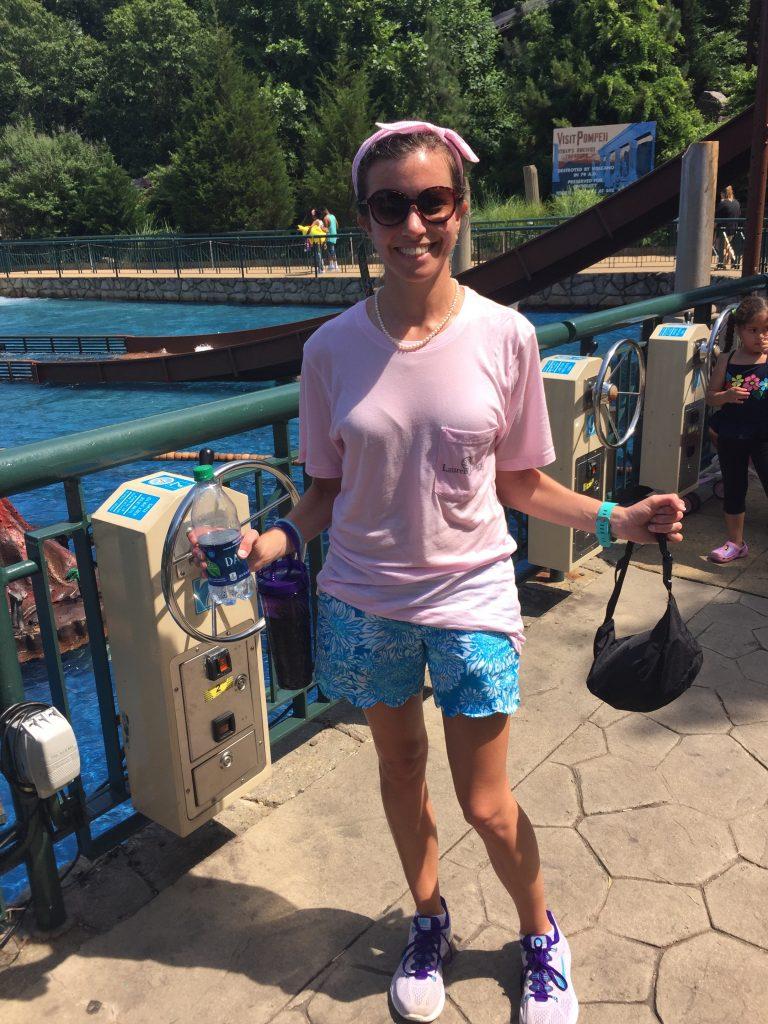 Escape from Pompeii Busch Gardens Williamsburg