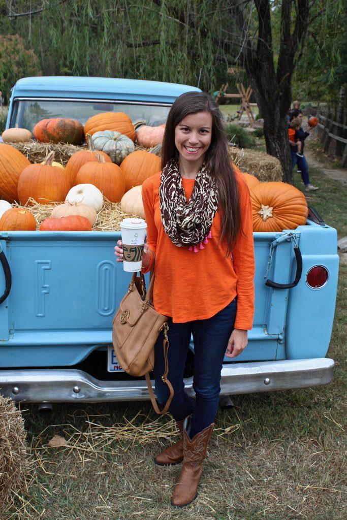 Styling Fall Essentials at For Garden's Sake Durham