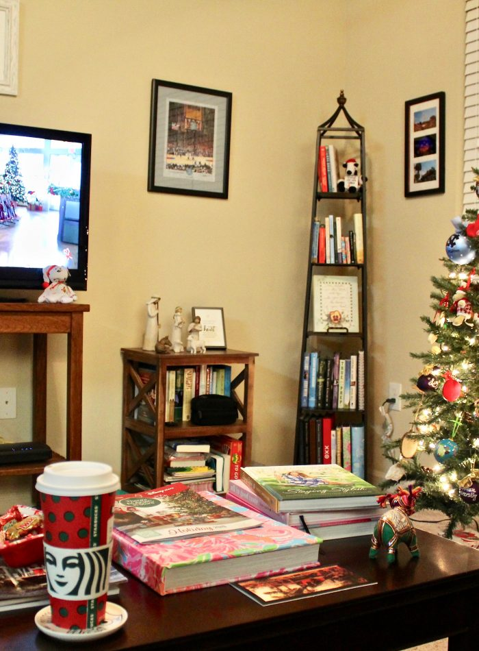 Christmas Movie Watching