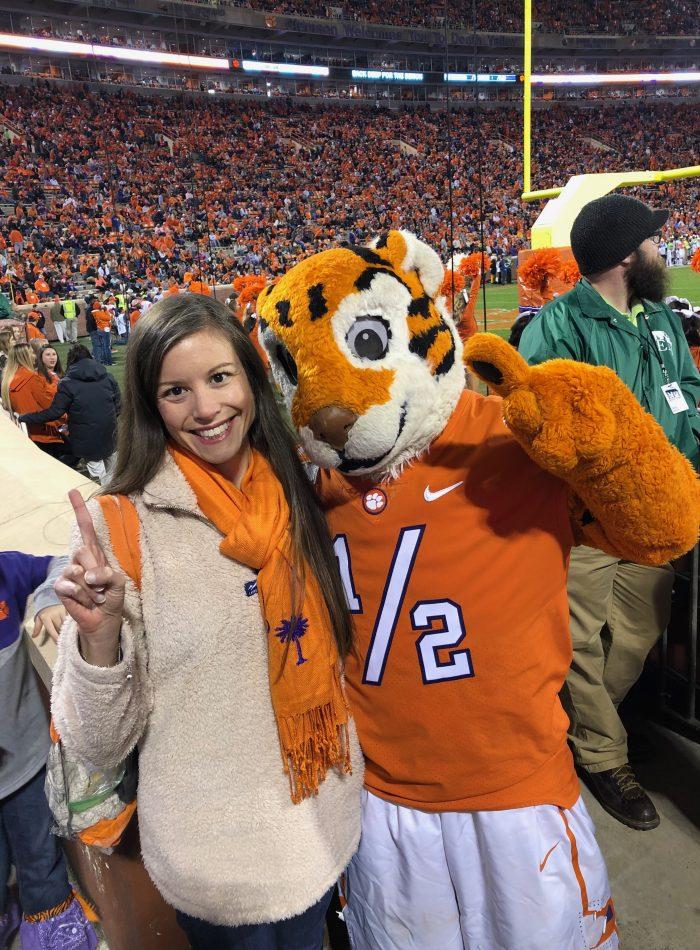 Clemson Tiger Cub
