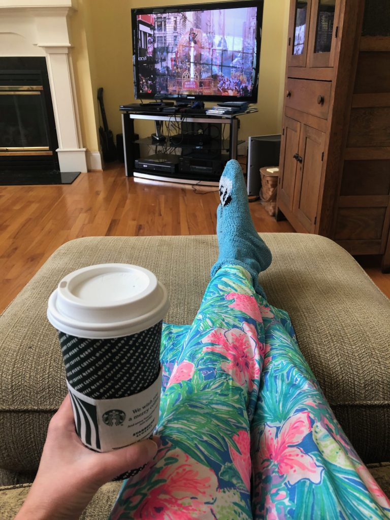 Lilly Pulitzer Swizzle In Pajama Pants