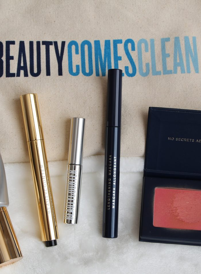 How to switch to clean beauty products