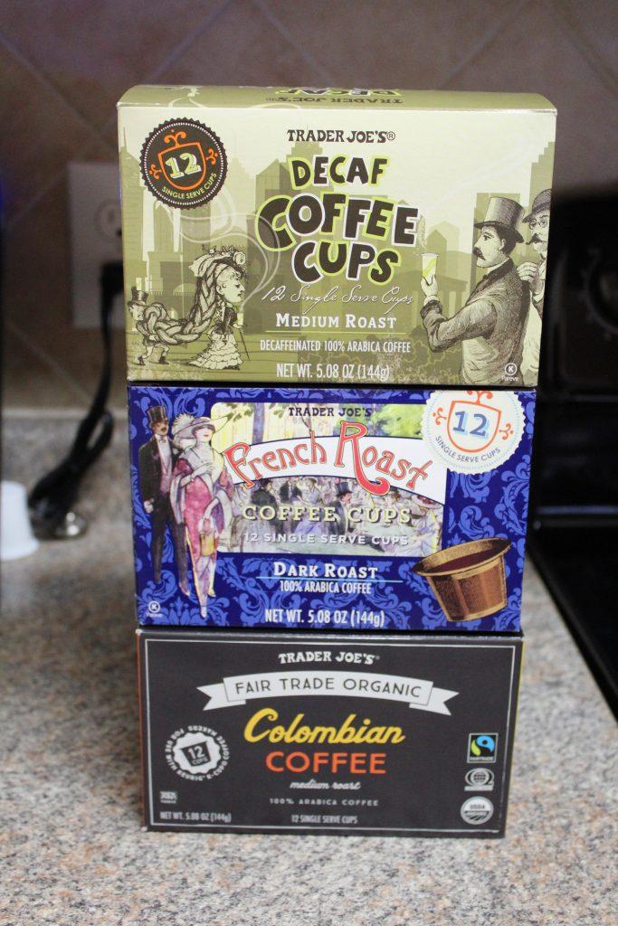Trader Joe's K-Cups