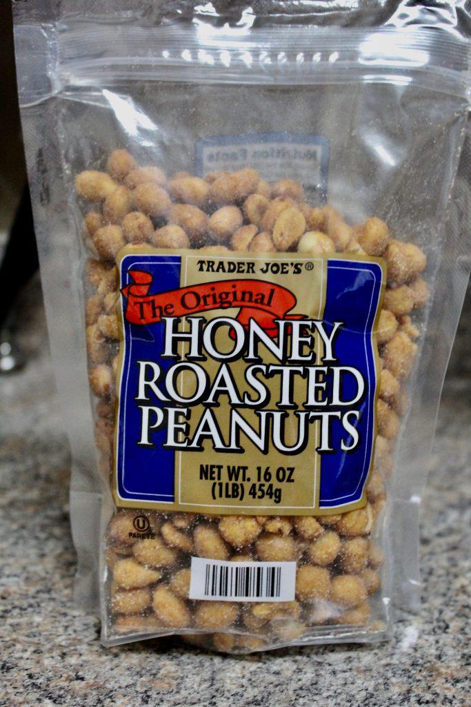 Trader Joe's Honey Roasted Peanuts
