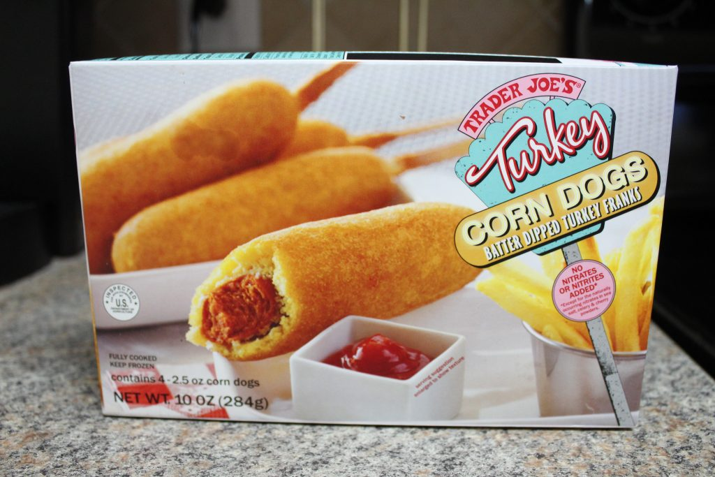 Trader Joe's Turkey Corn Dogs