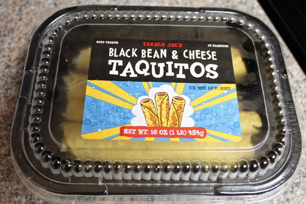 Trader Joe's Bean & Cheese Taquitos