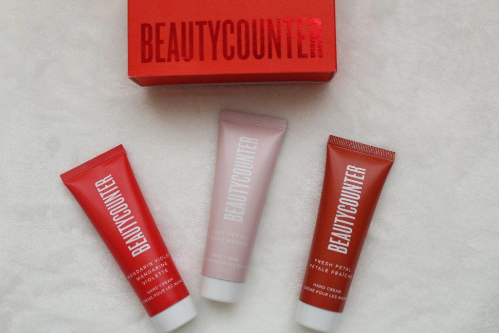 Beautycounter Hand Cream Trio