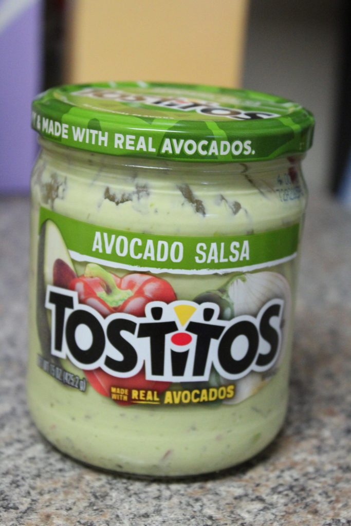 Tostitos Avocado Salsa