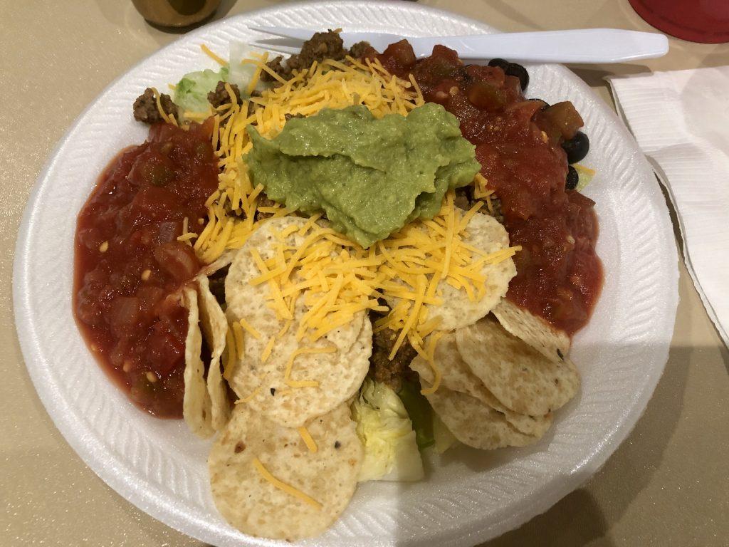 Taco Salad Tuesday