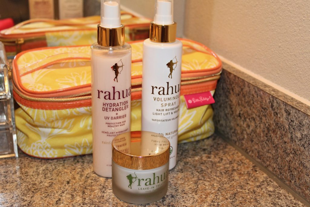 Rahua Beauty Hair Styling Products