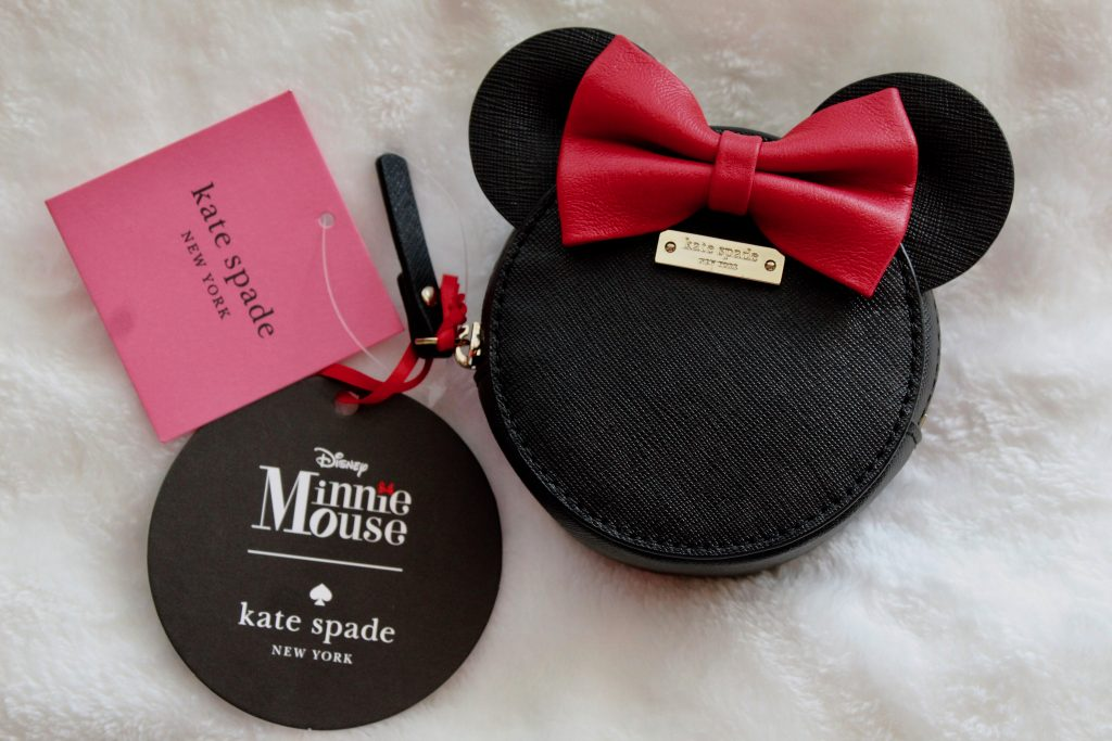 Kate Spade Minnie Mouse Coin Purse