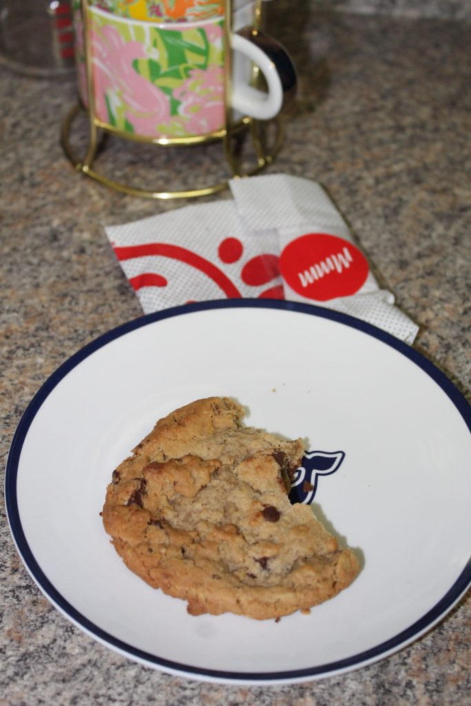 Chick-fil-a Birthday Cookie