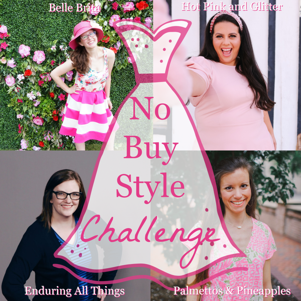 No Buy Style Challenge