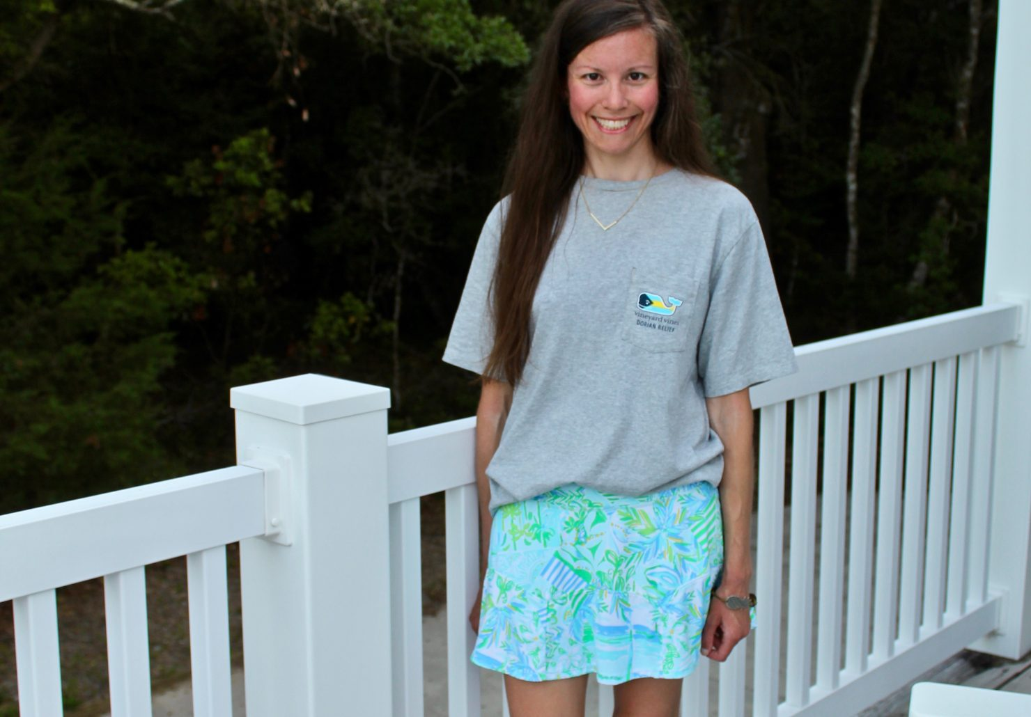 How to Style an Athletic Skort