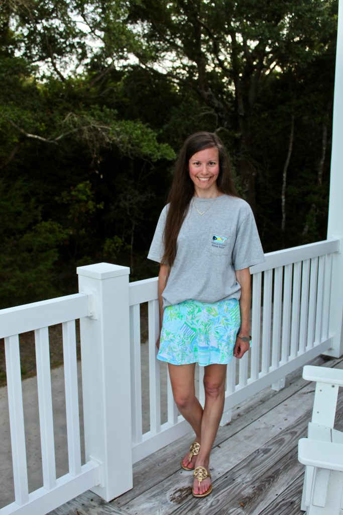 How to Style an Athletic Skirt