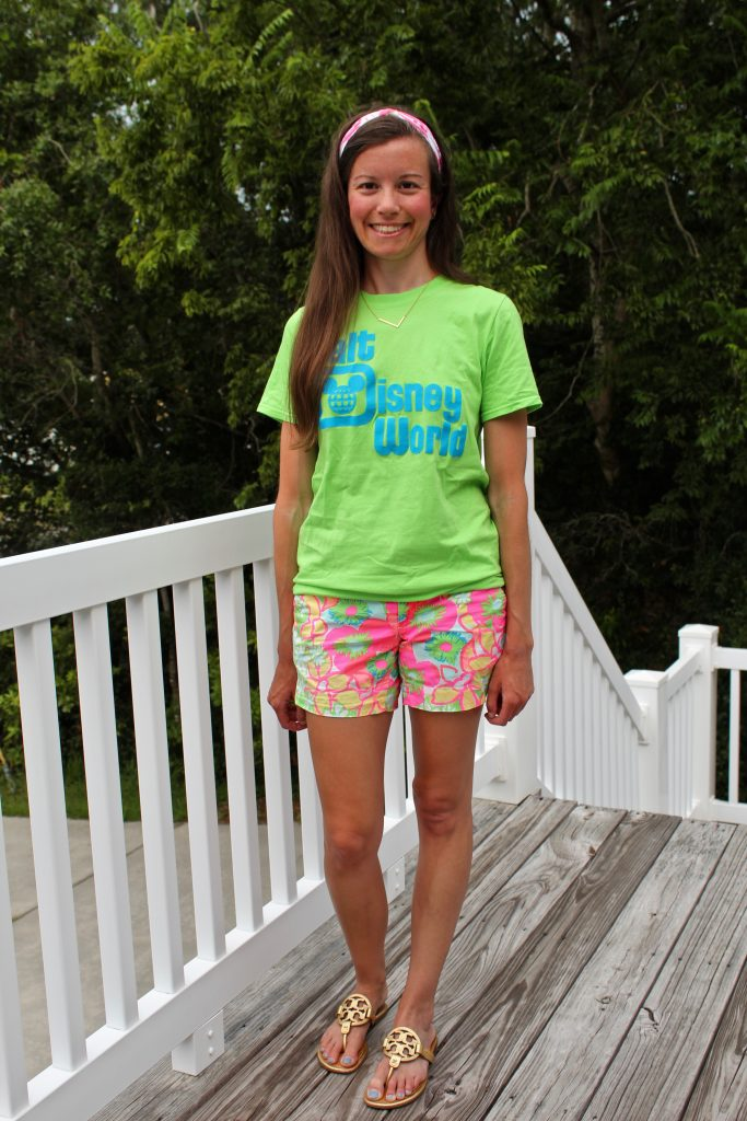 Neon Summer Outfit