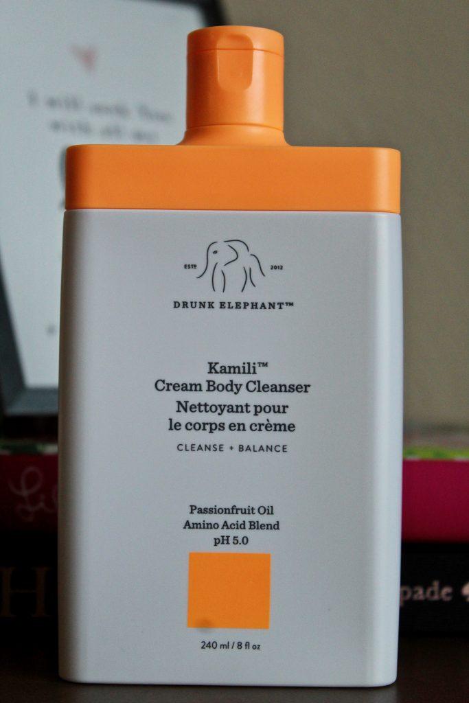 Drunk Elephant Cream Body Cleanser