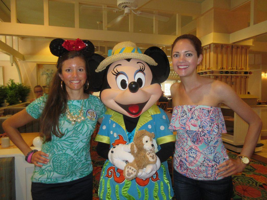 Minnie's Beach Bash Breakfast Cape May Cafe