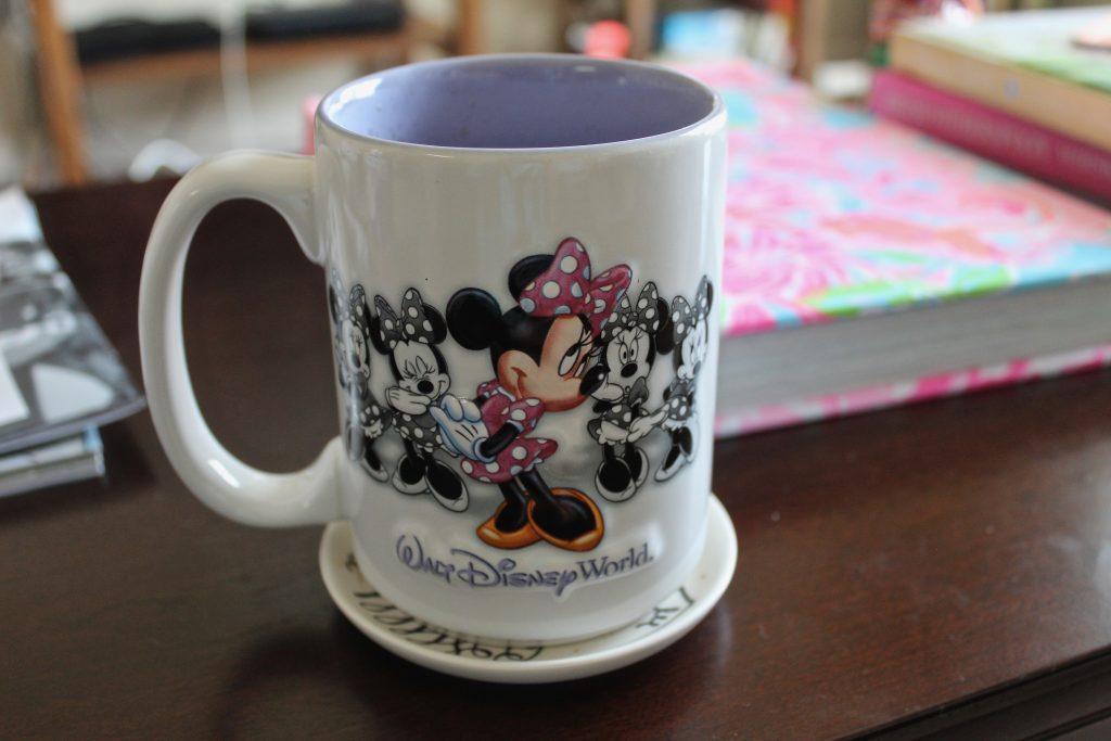 Disney World Coffee Mug