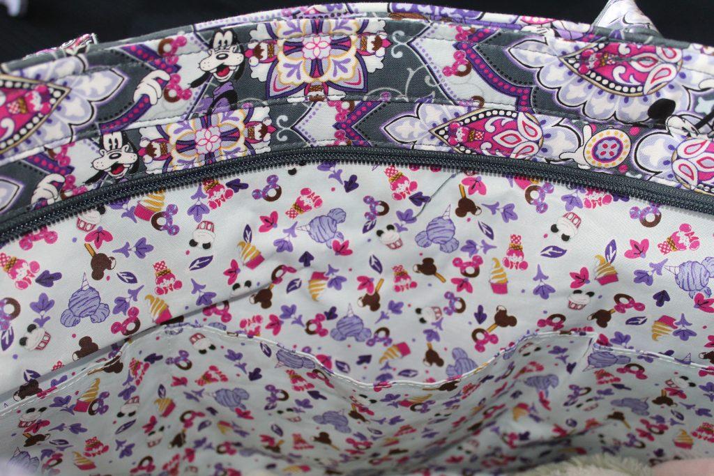 Vera Tote Interior Slip Pockets