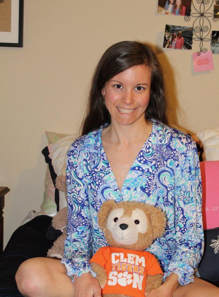 Lilly Pulitzer Pajama Top