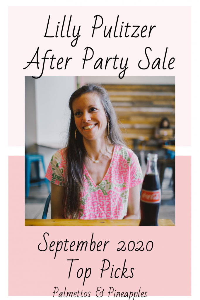 September 2020 Lilly After Party Sale