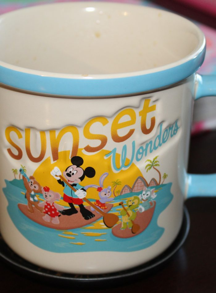 Duffy & Friends Coffee Mug