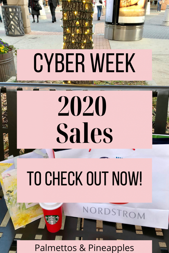Black Friday and Cyber Week 2020