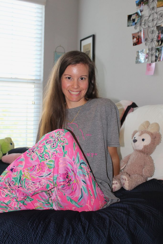 Lilly Pulitzer Pajama Pants Paws for Cause