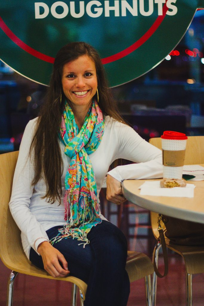 How to Style Lilly Pulitzer in Cool Weather