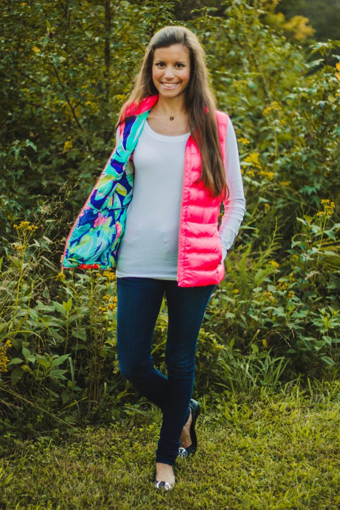 Lilly Pulitzer Fall Outfit