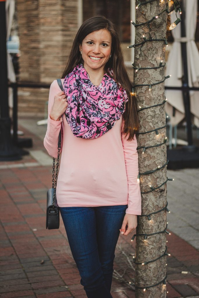 Lilly Pulitzer Cool Weather Outfit