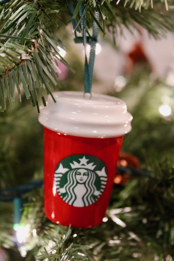 Starbucks Cup Ornament