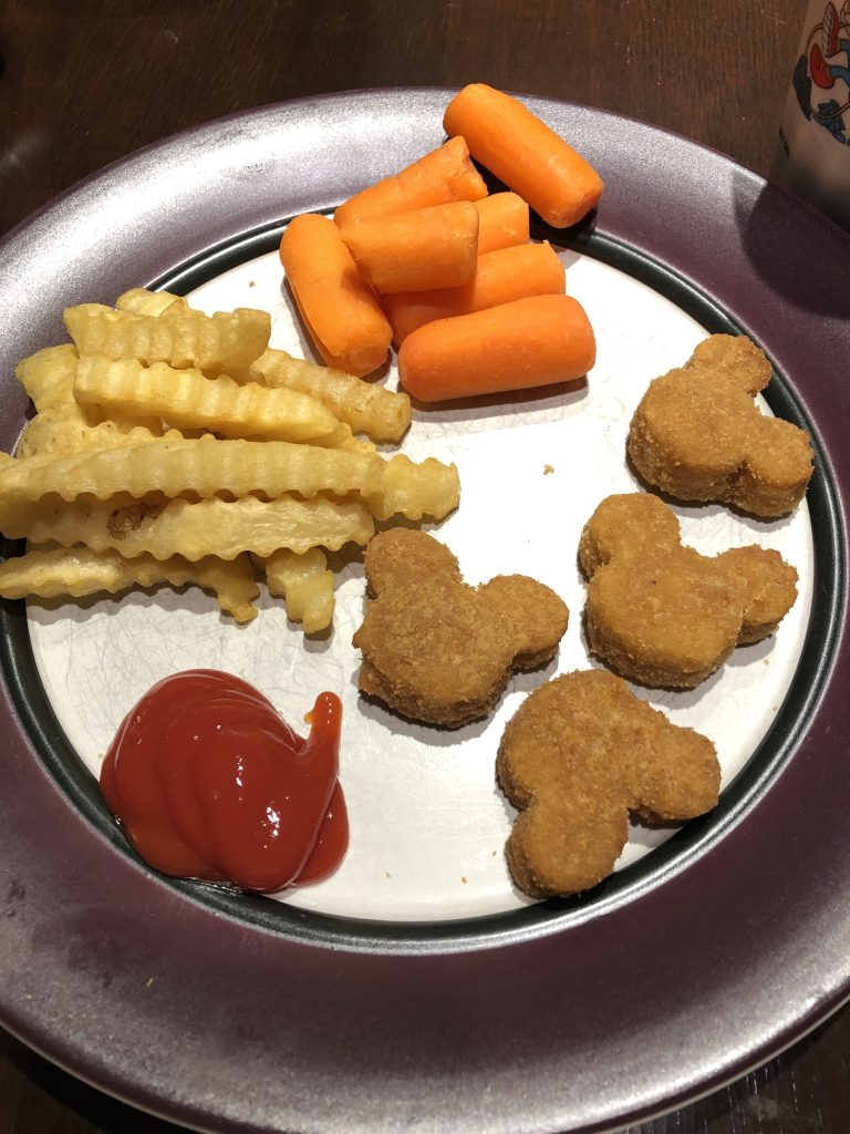 Morningstar Farms Mickey Mouse Nuggets