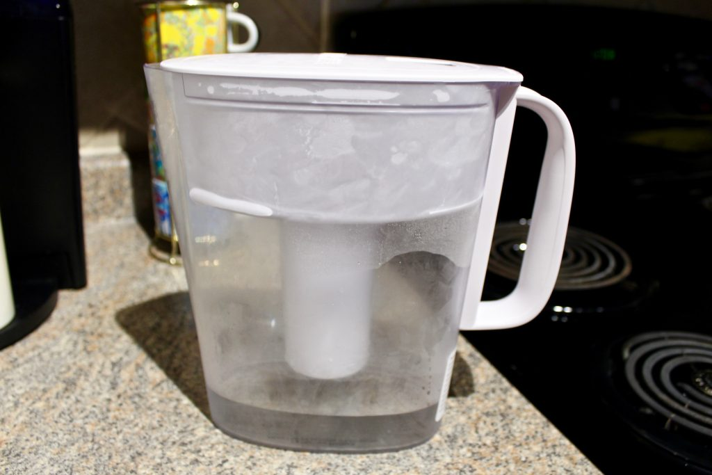 Brita water pitcher. Another one of my top products of 2020