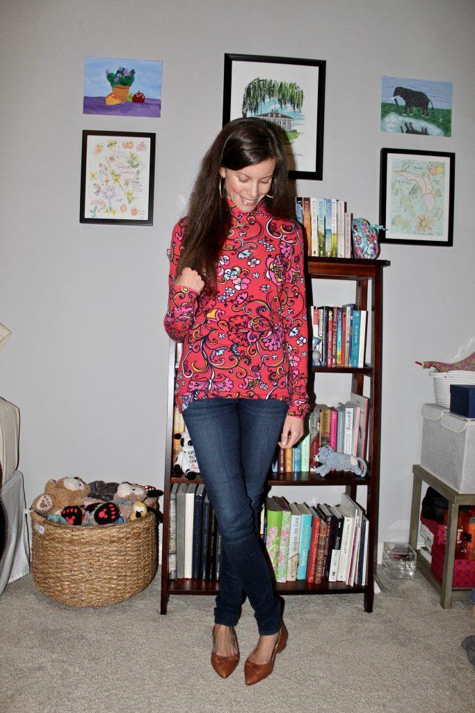 how to style Sarah Flint Natalie Flats