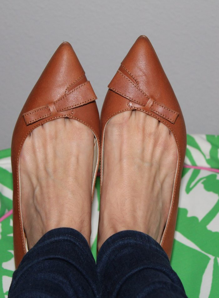 Sarah Flint Natalie Flats Review