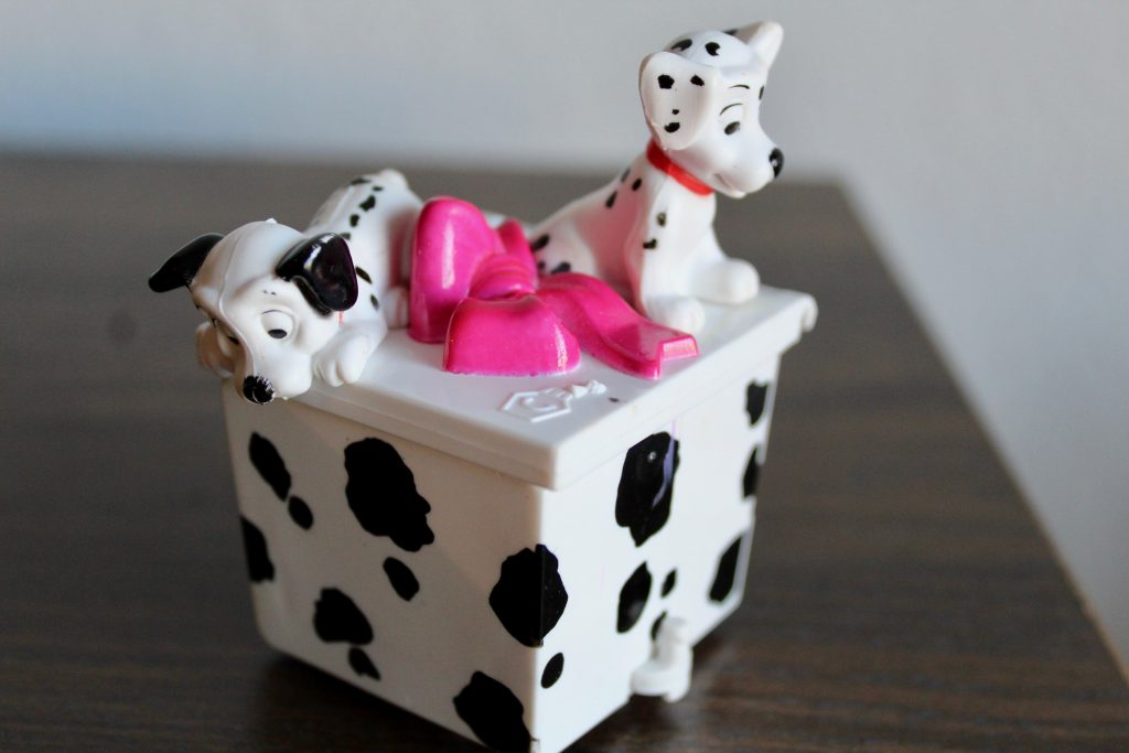 101 Dalmatians McDonald's Happy Meal Toy from 1990's