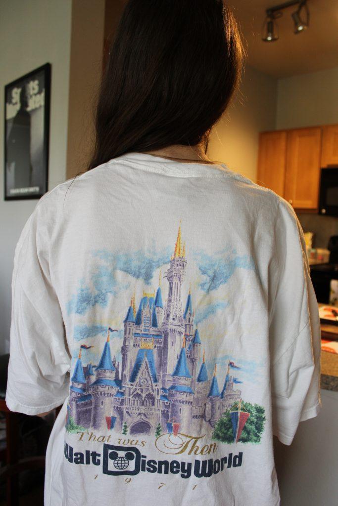 Disney World 25th Anniversary T-Shirt