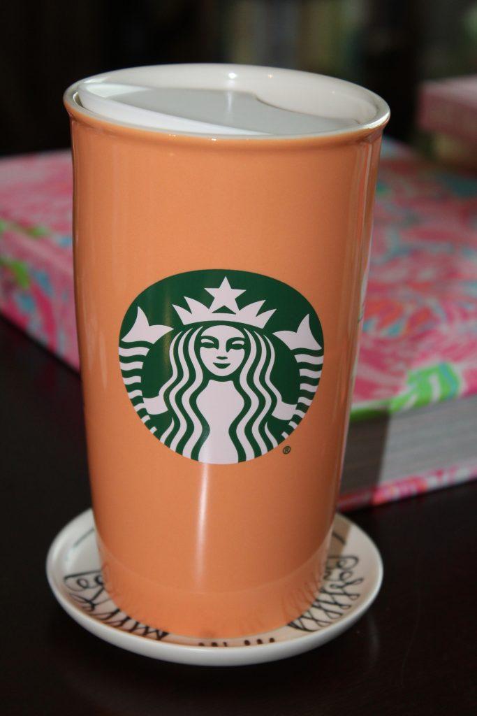 Epcot Starbucks Travel Tumbler
