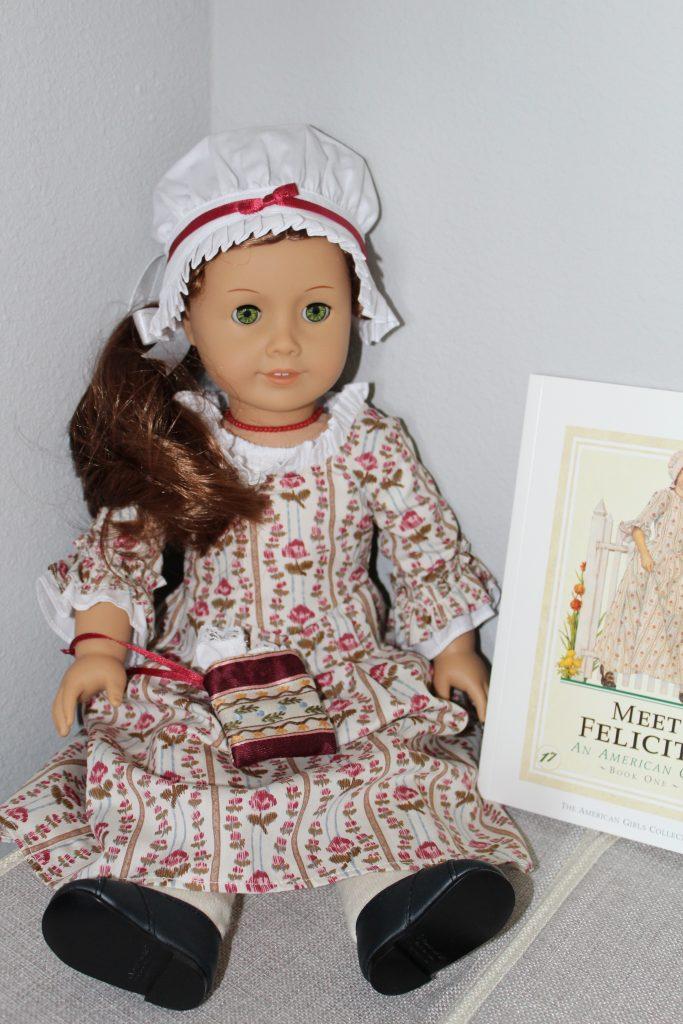 Felicity 35th Anniversary American Girl Doll