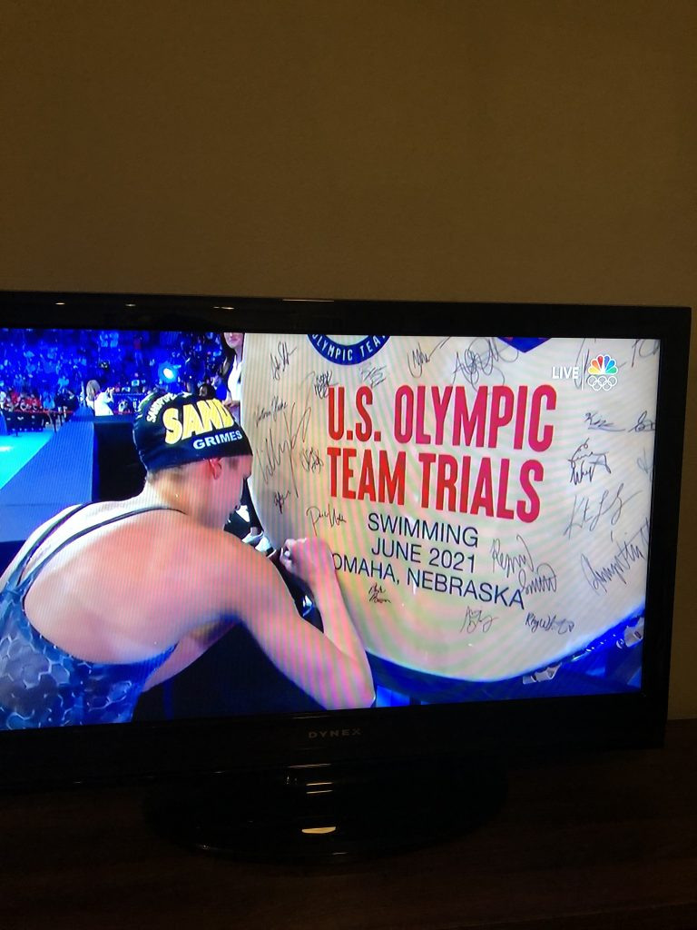 USA Swimming Olympic Trials Tokyo 2020